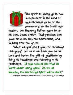The spirit of Christmas quotes 2014