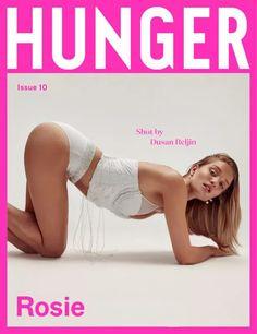 Rankin's Hunger Magazine in Eluxe