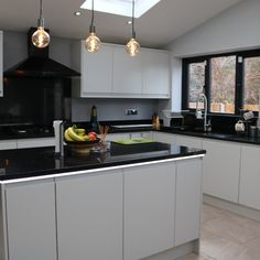 Every Krypton Kitchen is designed and built specifically for each individual client, the end result is always a bespoke kitchen that is not only functional but truly beautiful. 🖤🤍🖤🤍 See for yourself the beautiful design and the quality of our kitchens. Kitchens And Bedrooms, Kitchen Design, Grey Kitchen Designs, Modern Kitchen, New Homes, Kitchen Units, Grey Kitchen, Bespoke Kitchens, Home Decor