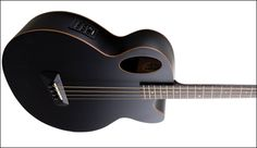 An acoustic bass guitar from Spector that marries sophisticated looks with a build designed for responsiveness.