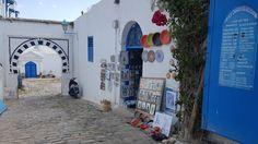 A arrebatadora Sidi Bou Said, Tunísia | Viaje Comigo