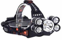 Flashlight, Binoculars, Led Flashlight