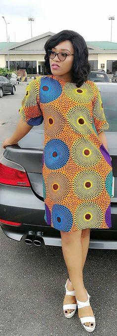 African Fashion – Designer Fashion Tips Latest African Fashion Dresses, African Dresses For Women, African Print Dresses, African Print Fashion, African Attire, African Wear, Fashion Prints, African Prints, African Women
