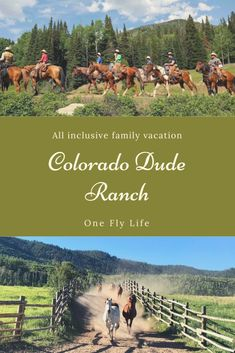 Great US all inclusive family vacation Best Places To Travel, Places To Visit, Travel Guides, Travel Tips, Dude Ranch Vacations, Spring Break Vacations, Vacation Planner, Adventure Activities, Honeymoon Ideas