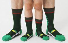 Calcetines divertidos para niños
