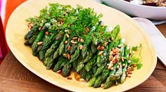Chicken and Asparagus Salad with Creamy Tarragon Dressing | ASPARAGUS ...