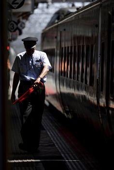 鉄道員の夏