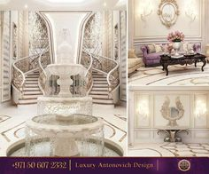 Brilliant hall design idea!Luxury Antonovich Design represents the best solutions for your home!Rely on real professionals! #تصميم_داخلي #مصمم_داخلي #فيلا_تصميم_اوروبية #دبي #قطر #ابوظبيhttp://ift.tt/1RRG2nY Get your perfect home now   971 50 607 2332 @an