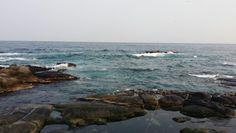 주문진 해변