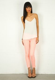 Love the pink pants @Paige Hereford Hereford Bentley seeeee they canbe cute!!!