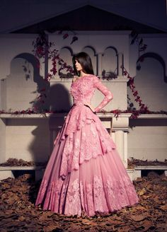 Tarek Sinno Haute Couture Autumn/Winter 2014/2015