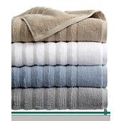 Hotel Collection Bath Towels, Textured Rib Collection