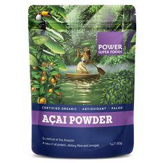 Power Super Foods Acai Powder