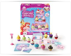 Disney Princess Enchanted Cupcake Party Game product image    http://www.thesimplemoms.com/2012/11/give-disney-princess-enchanted-cupcake-party-game-for-christmas-this-year-review-and-giveaway.html#