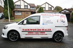 Taekwon-do-Wales Caddy