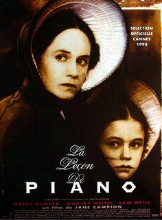 La Leçon de piano (1993) - Jane Campion - Holly Hunter, Harvey Keitel