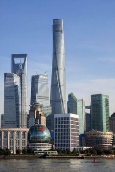 Galería de ¿Cuál es el edificio más alto del mundo? - 24