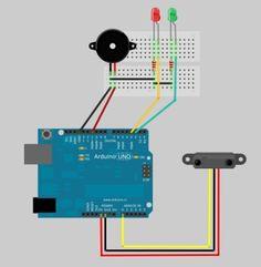 Projeto de sensor de proximidade utilizando infravermelho - Laboratorio de Garagem (arduino, eletrônica, robotica, hacking)