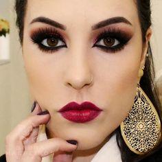 bruna malheiros makeup - Pesquisa Google