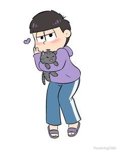 Ichimatsu-San ||| Osomatsu-san Fan Art by PonderingChibi on RedBubble
