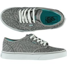 Vans atwood donna grigio-animalier - € 65,00 scontata del 14% le paghi solo € 55,90 | Nico.it - #nicoit #shoes #newarrivals #newseason #sprin #springsummer #ss15 #summer #beautiful #outfitoftheday #loveshoes #bestoftheday #girl #fashionista #sneakers #vans