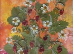Instagram Pressed Flower Art, Painting, Instagram, Painting Art, Paintings, Painted Canvas, Drawings