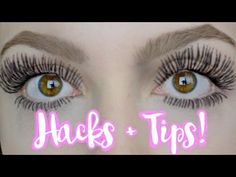 How To Make Your Eyelashes Appear Longer | Tips & Tricks - YouTube