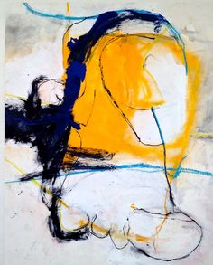 Greg Holden Regan is a visual artist based in Encinitas, Ca Abstract Expressionism, Abstract Art, Art Informel, Fine Art Prints, Artist, Artwork, Painting, Beautiful, Yellow