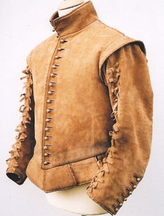 Deerskin suit made for Twelfth Night at the Globe