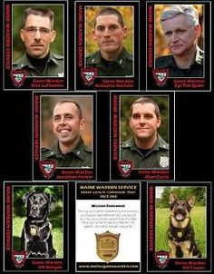 """Meet the wardens of """"North Woods Law"""" at the Maine Wildlife Park"""