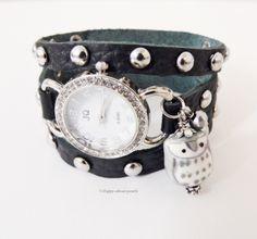 Armbanduhren - Armbanduhr - ein Designerstück von Happy-about-pearls bei DaWanda