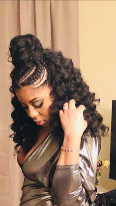 Black Hair Updo Hairstyles, Updos, Braids, Hair Cuts, Dreadlocks, Hair Styles, Crochet, Projects, Beauty