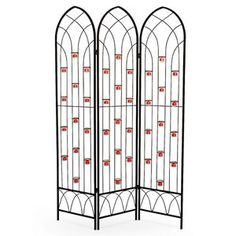 Outdoor 6' Candle Screen With 39 Votive Holders $59 @ Walmart