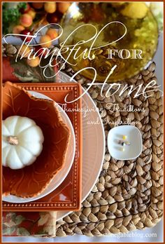 THANKFUL FOR HOME~ COUNT YOUR BLESSINGS! / I am saving this because I love the idea of give kernels of corn, would love to use for Thanksgiving this year.