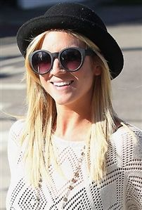 Quay Eyewear 1518 Sunglasses in Rubber Black as Seen On Brittany Snow