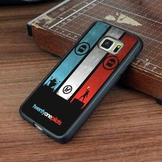 Twenty One Pilots Phone Case Cover Skin for Samsung Galaxy S8 Plus S7 S6 S5 Case