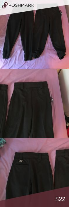 BRAND NEW BASEBALL PANTS!! Both have never been worn. One still has the tags on it but the other doesn't. They were too small to fit my brother when we got them. They are in perfect condition. I have other sport clothes for kids in my closet. Be sure to check it out & save when you bundle!!! Since these are the same I have it so that there is a quantity of 2. If you want both pairs make an offer as a bundle & I will accept it. Lowball me!!!! Everything needs to go I am accepting every offer…