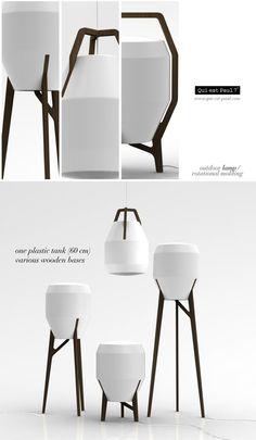 Clément Sarrodie - Outdoor Lamp