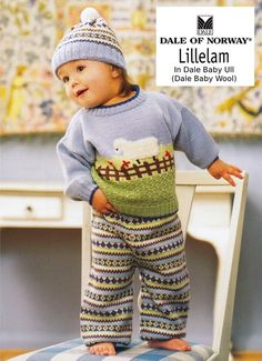 4c9571e31 46 Best  DaleGarn  BabyKnits images