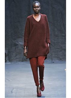 Hermes: Love the colours. Also, yay, Alek Wek!