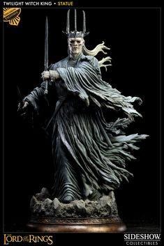 Twilight Witch-king Statue By Sideshow Collectibles