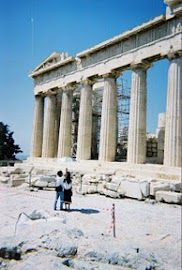 Athens, Greece - Acropolis
