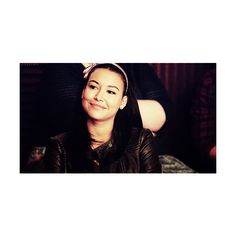 gleekcaps ❤ liked on Polyvore featuring glee, naya rivera and pictures