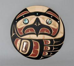 Haida Raven wall plaque | Pacific