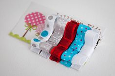 Hair Clips for Baby Baby Hair Clips Kids by Lollipopkidsboutique