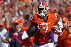 Meet the Clemson star that didn't play in last year's title game