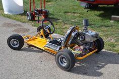Vintage Go Kart