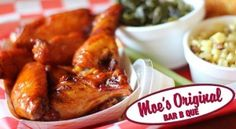 Moe's Original Bar B Que Now Available at Fairview Tavern in Asheville, NC