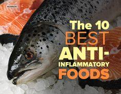 The 10 Best Anti-Inflammatory Foods