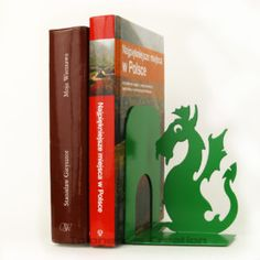 Wawel Dragon / Smok Wawelski - Bookend on the thematic of the Polish Folk - City of Cracow